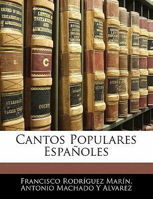 Cantos Populares Espa Oles 9781142835293