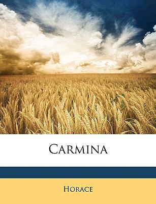 Carmina 9781148888101
