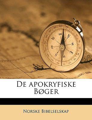 de Apokryfiske Bger 9781149326206