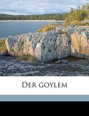 Der Goylem 9781149323380