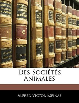 Des Soci T S Animales 9781143891427