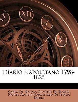 Diario Napoletano 1798-1825 9781145604940