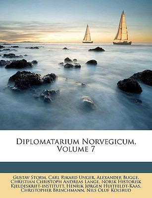 Diplomatarium Norvegicum, Volume 7 9781149773574