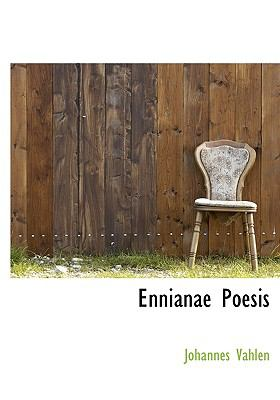 Ennianae Poesis 9781140013723