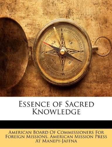 Essence of Sacred Knowledge 9781141270620