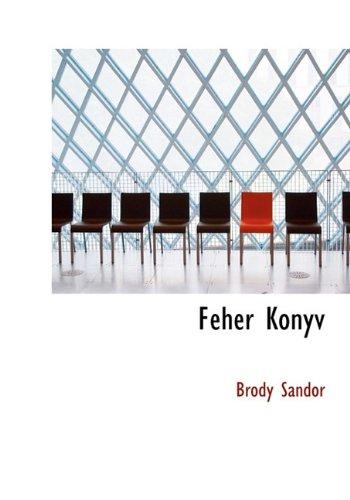 Feher Konyv 9781140092902