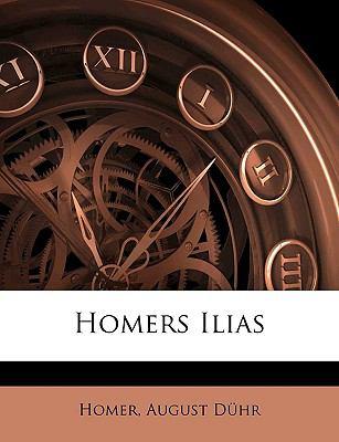 Homers Ilias 9781143934551