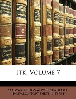 Itk, Volume 7 9781148993409