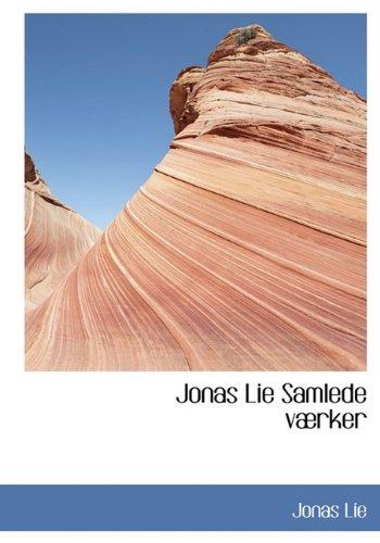Jonas Lie Samlede V Rker 9781140288879