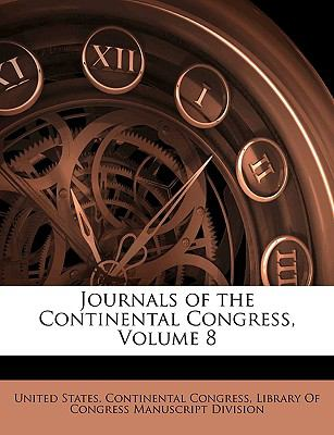 Journals of the Continental Congress, Volume 8