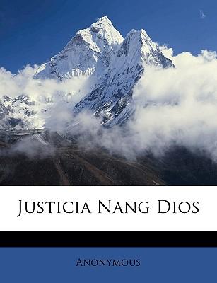 Justicia Nang Dios 9781149651650