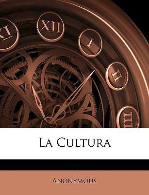 La Cultura 9781143392160
