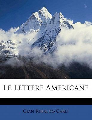 Le Lettere Americane 9781143409400