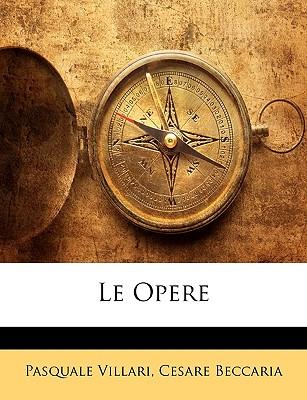 Le Opere 9781143310003