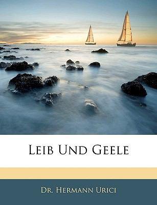 Leib Und Geele 9781143943737