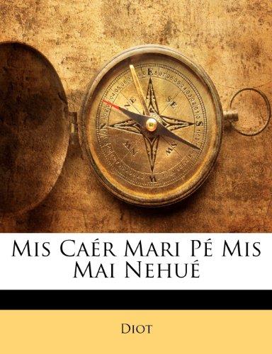 MIS CA R Mari P MIS Mai Nehu 9781143175510
