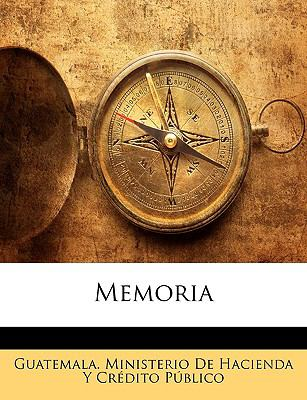 Memoria 9781143243028