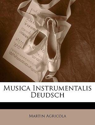 Musica Instrumentalis Deudsch 9781147929867