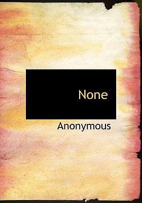 None 9781140004967