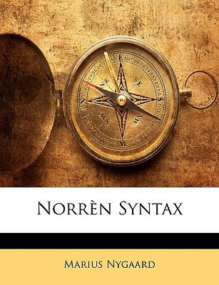 Norrn Syntax