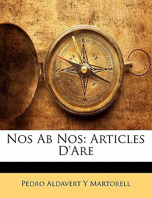 Nos AB Nos: Articles D'Are 9781141142286
