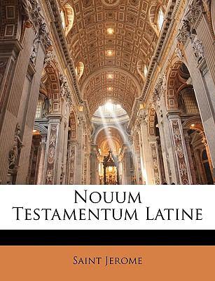 Nouum Testamentum Latine 9781144443434