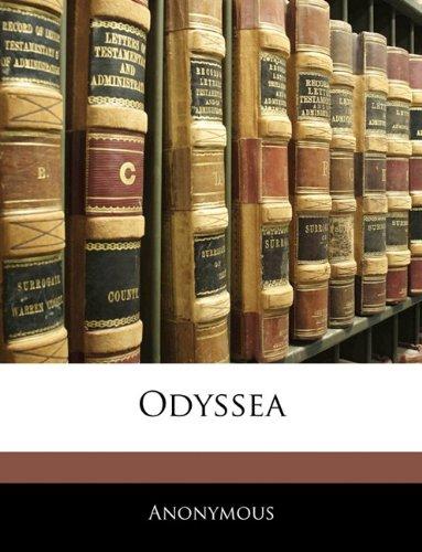 Odyssea 9781141880027