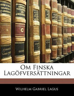 Om Finska Lag Fvers Ttningar