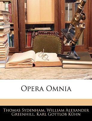 Opera Omnia 9781143390524