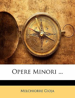 Opere Minori ... 9781142583736
