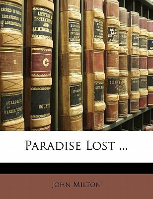 Paradise Lost ... 9781143408106