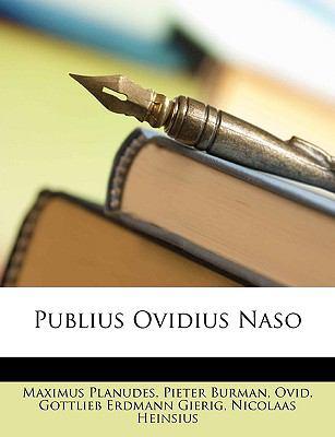 Publius Ovidius Naso 9781148667249