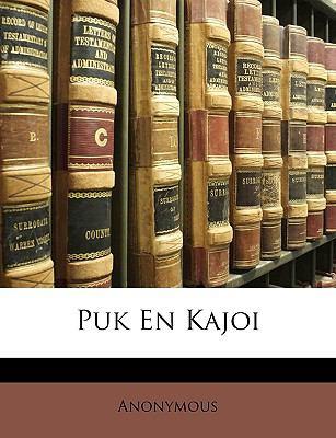 Puk En Kajoi 9781148626451