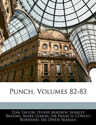 Punch, Volumes 82-83 9781143409738