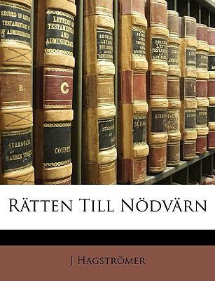 Rtten Till Ndvrn 9781149644898