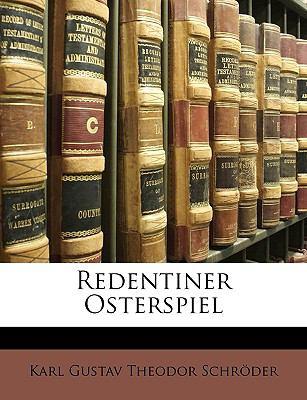 Redentiner Osterspiel 9781149225073