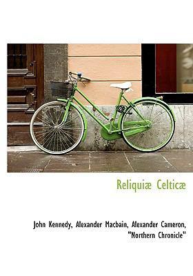 Reliqui Celtic 9781140625650