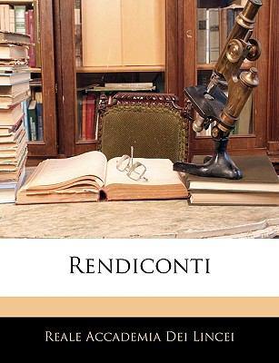 Rendiconti 9781143327858