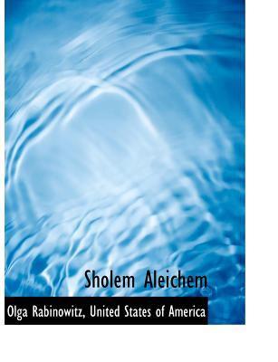 Sholem Aleichem 9781140601708