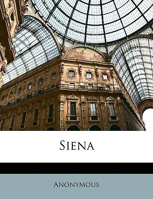 Siena 9781147823882