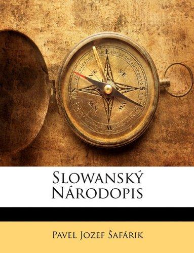Slowansk Nrodopis 9781144120861