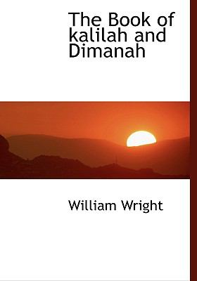 The Book of Kalilah and Dimanah 9781140014249