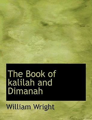 The Book of Kalilah and Dimanah 9781140014256