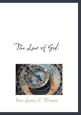 The Law of God. 9781140647744