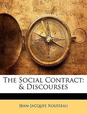 The Social Contract: & Discourses 9781148376257
