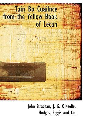 T in B C Ailnce from the Yellow Book of Lecan 9781140648123