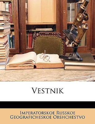 Vestnik 9781149227572