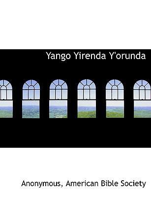 Yango Yirenda Y'Orunda