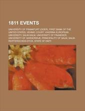 1811 Disestablishments: First Bank of the United States, Vehmic Court, Viadrina European University, Salm-Salm, University of Fran 9531920