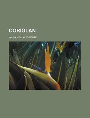 Coriolan 9781153665902